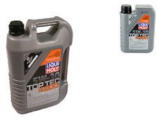 6 Liters Liqui Moly TOP TEC 4200  5w30 Synthetic Engine Motor Oil for Volkswagen