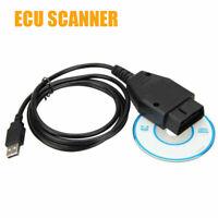 For Mazda Ford VCM OBD Chip-Tuning OBD2 ECU Program Diagnostic USB Cable Scanner