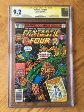 Fantastic Four #209 1st Appearance H.E.R.B.I.E. Signed Joe Sinnott CGC 9.2