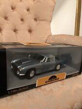 Coche Modelo de Metal Escala 1/18 Chrono H1003 * 1963 Aston Martin DB5 * se reunió Azul Hielo