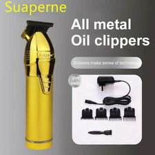 Genuine Suaperne Hair Clippers Cordless Trimmer Shaver Mens Electric Barber 2020