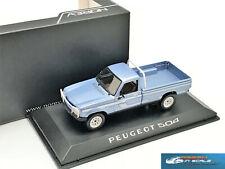 Peugeot 504 Pick Up 4x4 Dangel California 1985 Norev 475451 1:43