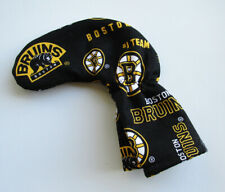 Boston Bruins Golf Putter Head Cover / Putter Club Cover