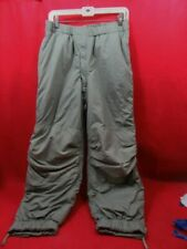 1 Large Pants Insulated Gen III L7 Extreme Cold Weather US Military Primaloft