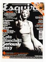 Cate Blanchett Kristanna Loken James Lavelle Michael Schumacher ESQUIRE MAGAZINE