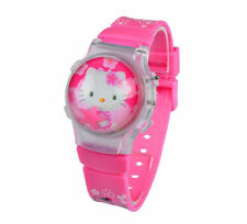 New Fashion Trend Hot Sale Hello Kitty Children's cartoon watch for Kid