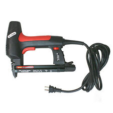"Electric 22 Gauge 3/8"" Crown Upholstery Stapler / 18 Gauge Brad Nailer - U630E"