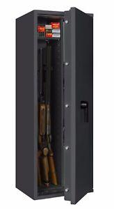 Waffenschrank Grad 1 EN 1143-1 Waffentresor Gun Safe 1-4 Kombi