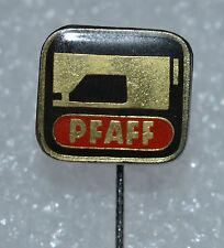 PFAFF sewing machine Germany vintage pin badge anstecknadel