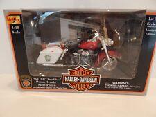 1962 Harley Davidson Motorcycle PA State Police
