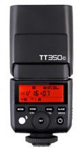 Godox TT350C TTL HSS Systemblitz zu Canon Aufsteckblitz
