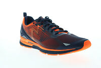 361 Degrees Onyx Mens Blue Mesh Low Top Lace Up Athletic Running Shoes 13