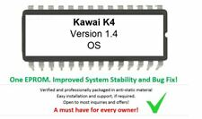 Kawai K4 - Version 1.4 Firmware Update Upgrade OS Eprom for K-4