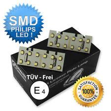 2x LED MAKE-UP SPIEGEL SONNENBLENDE BELEUCHTUNG BMW E60 E90 X5 E70 E71 E84 F25