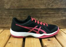 ASICS Gel-Tactic 2 - Performance Black / Pixel Pink - Women's Volleyball Shoes