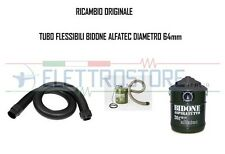 TUBO FLESSIBILE BIDONE ALFATEC ORIGINALE ASPIRATUTTO diametro 64mm. 217373026
