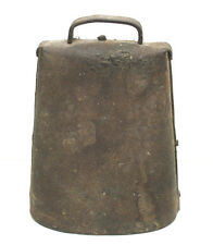 Early Farm Americana More Low Cowbell Purpose Built Hand Made Loud Cast Iron