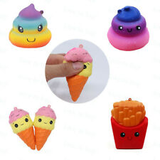 New Jumbo Slow Rising Scented Squishys Squeeze Toy Stress Reliever Toy Gift