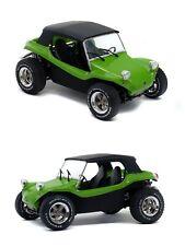 Solido Meyers Manx Buggy 1968 1:18 Modèle de Voiture - Vert Métallique (S1802703)