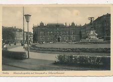 AK, Görlitz, Hindenburgplatz, 1941  (GK)19656