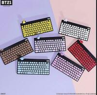 BTS BT21 New Official Wireless Silent Keyboard