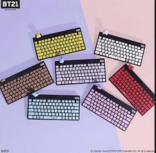 BTS BT21 New Official Wireless Silent Keyboard