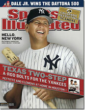 February 23, 2004 Alex Rodriguez New York Yankees Sports Illustrated NO LABEL