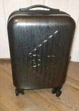 *SAVE $230+* Emporio Armani Luggage Carry-On Wheeled Trolley. ABS Hard shell NWT