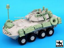 Black Dog 1/35 USMC Marines LAV-A2 Stowage & Accessories (for Trumpeter) T35038