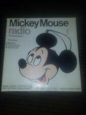 SEIWA Disney Micky Mouse USB Socket White LED DC12V Car Exclusive F//S w//Track#