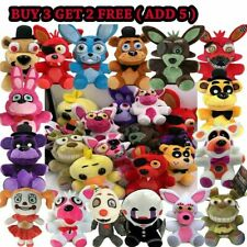 FNAF Five Nights at Freddy's Plushie Toy 7
