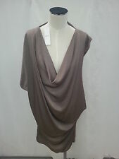 New SATCH KAZ Draped Dress Size S/M BNWT RRP $289.00