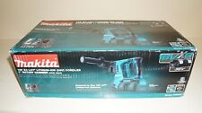 "New Makita 1"" Cordless Rotary Hammer w/One Key XRH05Z 18-Volt LXT X2 Lithium-Ion"