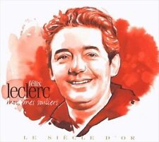 Moi, Mes Souliers by Felix Leclerc (2 CDs, Le Chant du Monde) French Chanson!