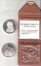 A032) MEDAGLIA PAOLO VI CONCILIO DEL 1975 PROOF ARGENTO 986/1000 GR.28,00