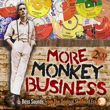 Trojan More Monkey Business 2cd Compilation 2017