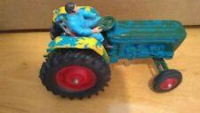 Plastic Vintage Manufacture Diecast Farm Vehicles