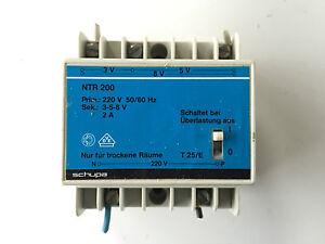 Schupa NTR 200