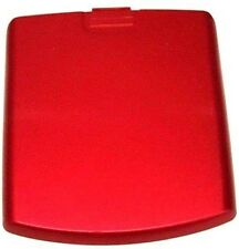 Samsung SGH-A707 Cell Phone Battery Door Back Rear Housing Cover Red OEM
