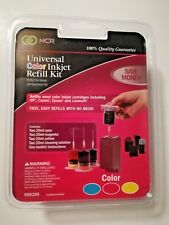 NCR Universal Color Inkjet Refill Kit