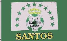 Bandera Santos Laguna Flag Futbol Soccer 3' X 5' Feet/Pies Liga MX