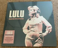 """New listing Lulu Heaven And Earth And The Stars Blue Vinyl LP Ltd Edition + 7"""" single -Bowie"""