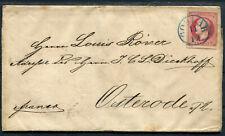 AD Hannover  14b ?  Stp. Goslar 1859 ~ Osterode Harz