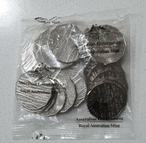 2019 50c International Year of Indigenous Languages Coins In RAM Bag