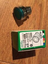 Schneider Electric ZB4 BW33 088970 Green Pushbutton Head Illuminated