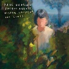 PAUL HEATON + JACQUI ABBOTT – WISDOM, LAUGHTER AND LINES (NEW/SEALED) CD