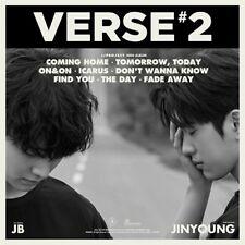 JJ Project-[Verse 2] 2nd Album Random Ver. CD+Poster OnPack+Booklet K-POP Sealed