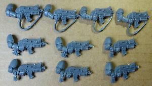 CITADEL - Space Marines - Dark Angel Veterans - Bolt Guns - Warhammer 40K