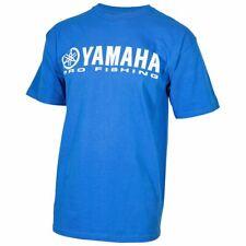Yamaha OEM Men's Pro Fishing Blue Short Sleeve T-Shirt XX-Large