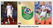 *2010 Panini South Africa World Cup Soccer Cards Team Set Slovenska REP (3)